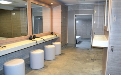 McCaulays 'on-trend' with contemporary wet and dry changing