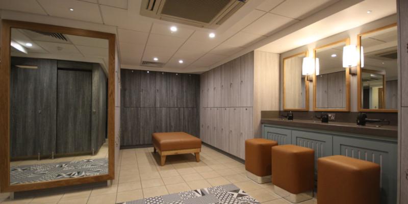 Nizels - Changing Room - Crown Sports Lockers