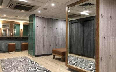 Style and innovation feature in Nizels health club upgrade
