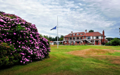 Dressed to impress at Fairhaven Golf Club