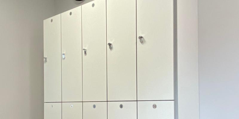 Beechcroft - Hygenic Lockers - Crown Sports Lockers