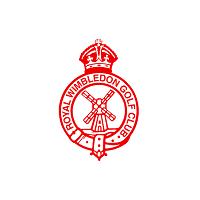 golf club storage lockers - Royal-Wimbledon-Golf-Club-logo-crown-sports-lockers