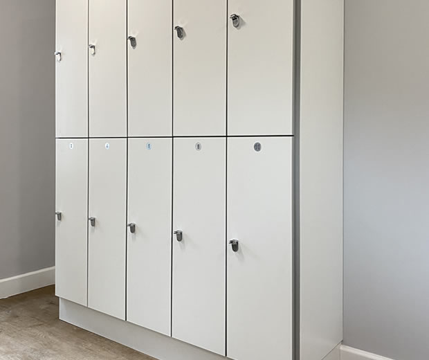 healthcare-wooden-Lockers-Office-solutions-Crown-Sports-Lockers