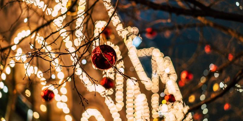 Christmas Truce - Christmas Lights - Crown Sports Lockers