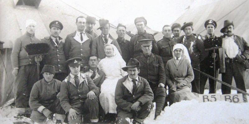 Christmas Truce - WW1 Field Team - Crown Sports Lockers