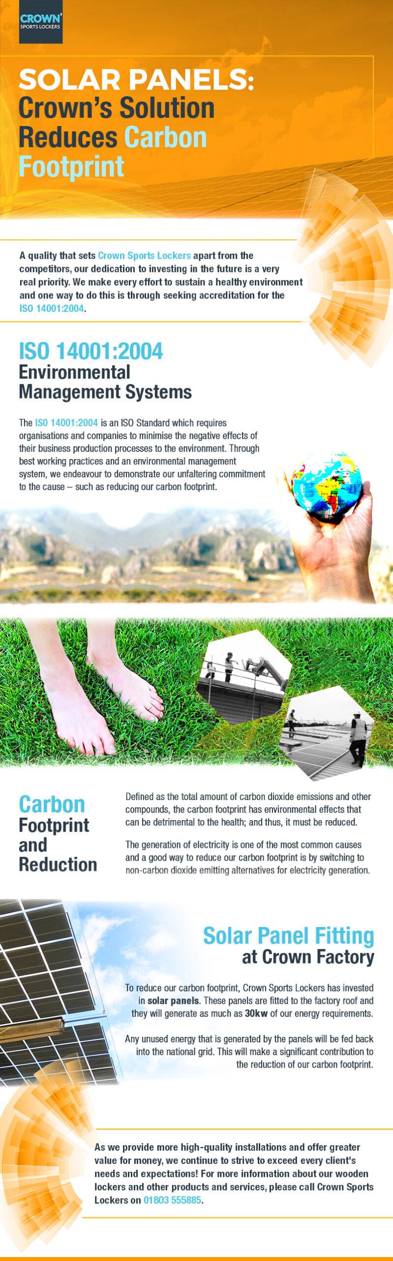 Crown-Sports-Lockers-Solar-Panels-Crown-Reduces-Carbon-Footprint-Infogra...