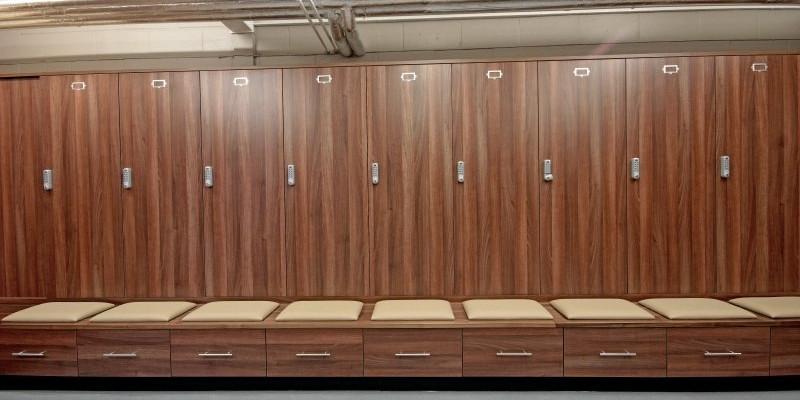 Crystal Palace - Lockers - Crown Sports Lockers