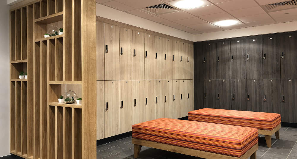 Golf Lockers - Bespoke Lockers and Furniture - Crown Sports Lockers