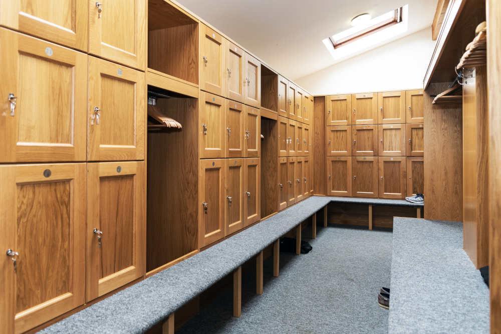 Golf Lockers - Lockers with Hanger Space - Crown Sports Lockers