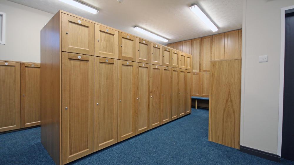 Golf Lockers - Split Lockers - Crown Sports Lockers