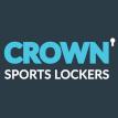 Healthcare Lockers - Crown Sports Logo - Crown Sports Lockers
