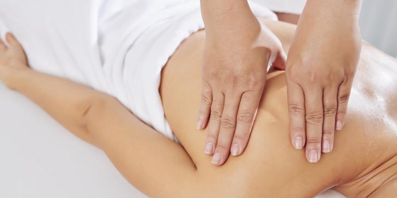 Massage Therapies - Deep Tissue Massage - Crown Sports Lockers