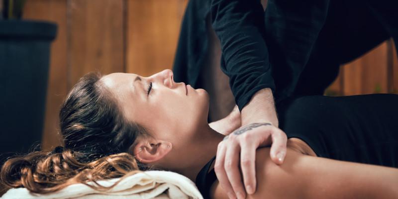 Massage Therapies - Shiatsu Massage - Crown Sports Lockers