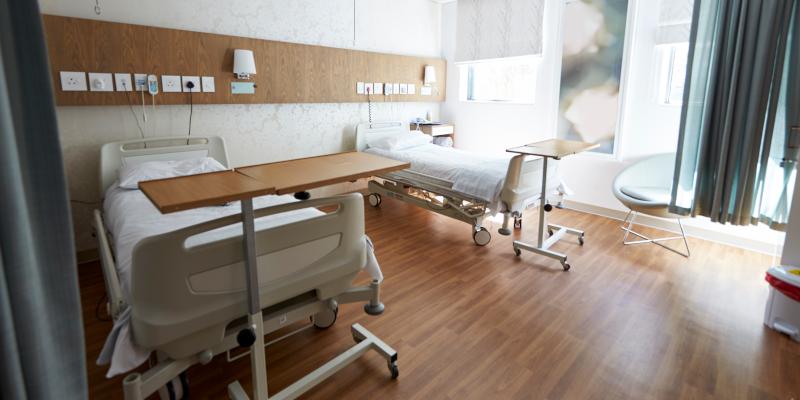 NHS - Hospital Beds - Crown Sports Lockers