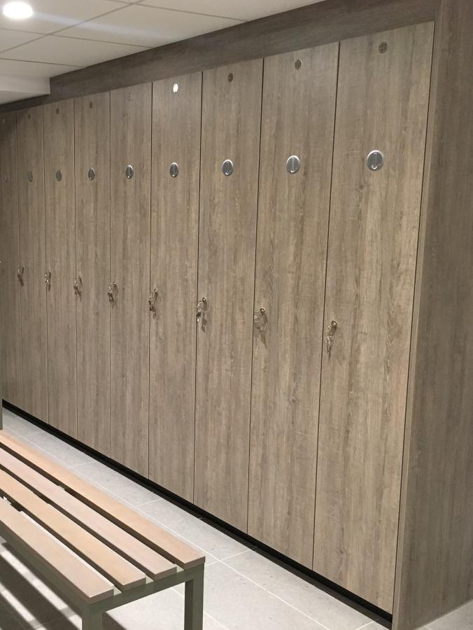 Office Lockers - Full Height Lockers - Crown Sports Lockers