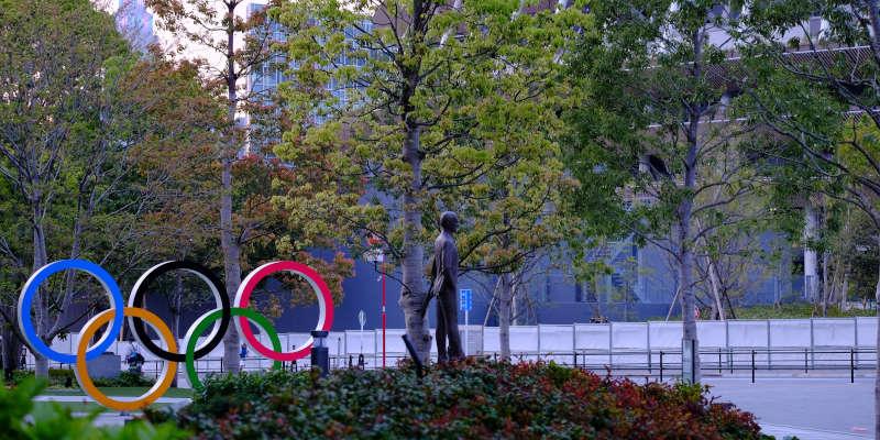 Olympic Swimming - Tokyo Olympics - Crown Sports Lockers
