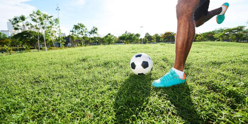 Premier League - Scoring Goals - Crown Sports Lockers