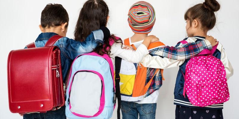 School Life - Kids Backpacks - Crown Sports Lockers