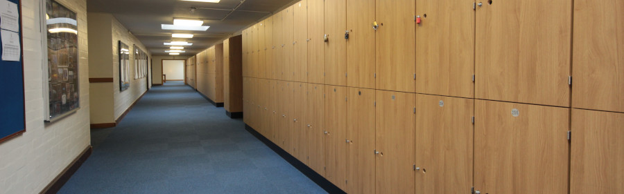 School Lockers - Wooden Lockers - Crown Sports Lockers
