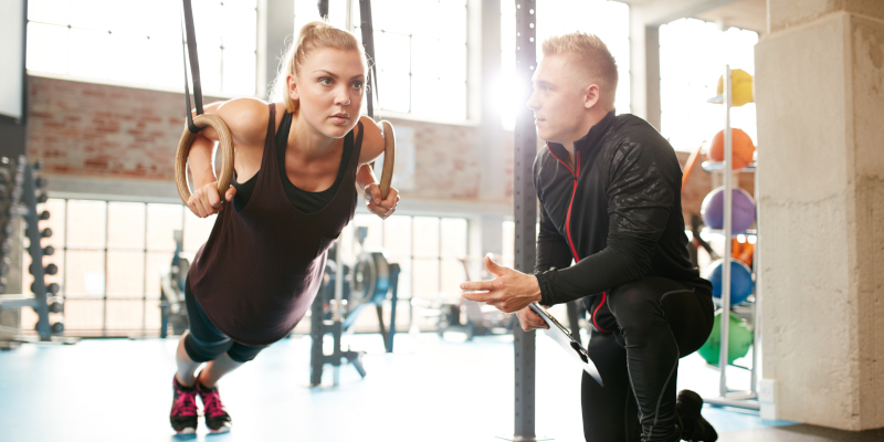 Successful Gym - Coaching - Crown Sports Lockers