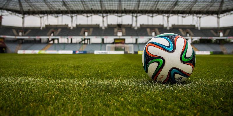 Virtual Sports - Football Field - Crown Sports Lockers