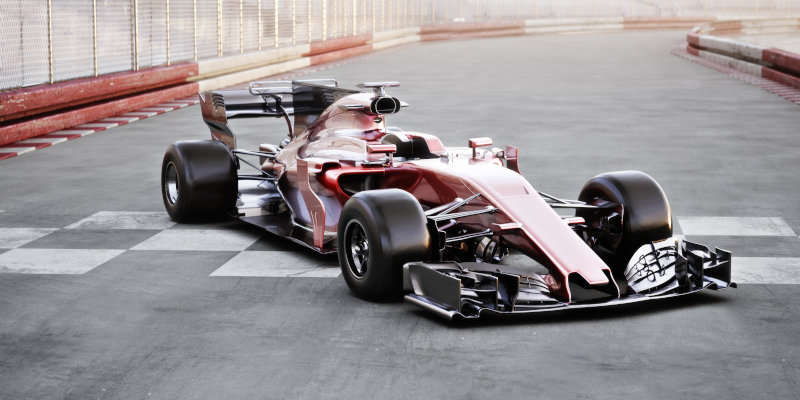 Virtual Sports - Motorsport - Crown Sports Lockers