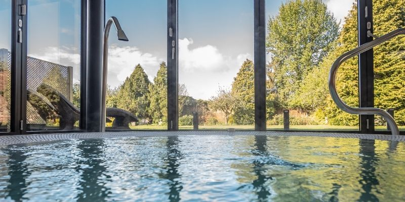 Stratton House: Image of the indoor pool at Stratton House Hotel.