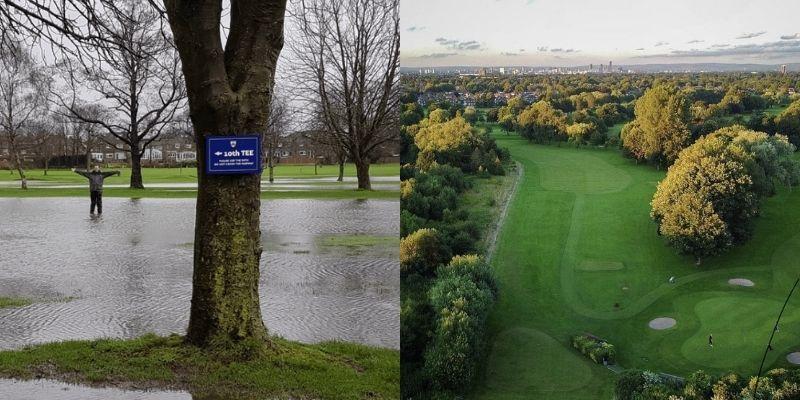 Flixton Golf Club: Image of Flixton's grounds.